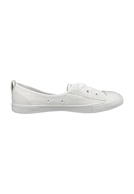 4f856f7b683bed Converse Ballerina 537093C AS OX Canvas Dainty Basic White White ...