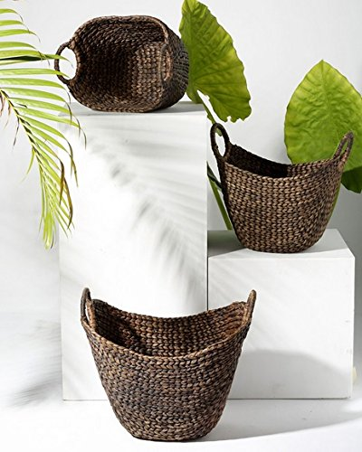 Basket for Toy Storage Basket of Dirty Clothes Basket (Ikea Baskets Storage Wicker)