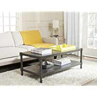 Safavieh American Homes Collection Bela Grey Coffee Table