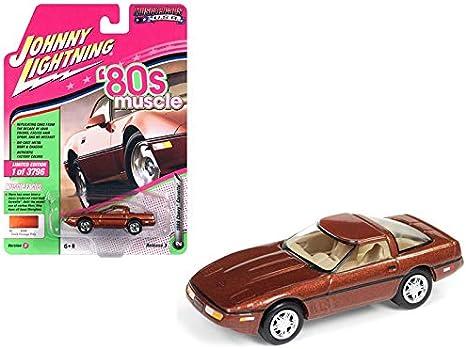 Johnny Lightning New /'65 Chevy Corvette Hardtop 1//64th Diecast Car