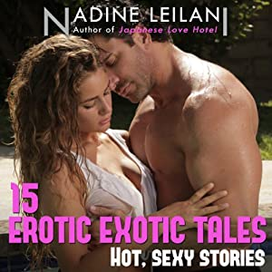 15 Erotic Exotic Tales Audiobook