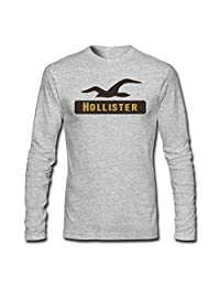 Boys Girls Long Sleeves T-shirts Tops For Hollister HCO Graphic