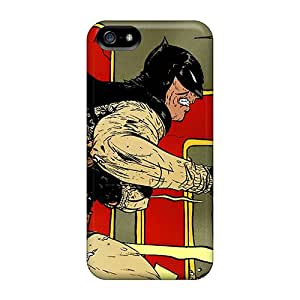 Awesome Batman Flip Case With Fashion Design For Iphone 5/5s