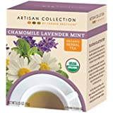 Artisan Collection by Farmer Brothers (Organic Chamomile Lavendar Mint Herbal Tea)