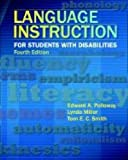img - for Language Instruction for Students With Disabilities book / textbook / text book