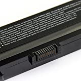 11.10V,4800mAh,Li-ion,Hi-quality Replacement Laptop Battery for Dell Inspiron 1440, Inspiron 1750, Compatible Part Numbers: This replacement laptop battery can substitute the following part numbers of Dell 0F972N, 312-0940, J414N, K450N