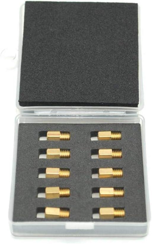 Boite de 10 gicleurs type MKA Mikuni 130 /à 175