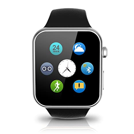 Smartwatches A9 Reloj inteligente Bluetooth para Apple iPhone Samsung Xiaomi Huawei Android Smartphone Reloj Relogio Inteligente