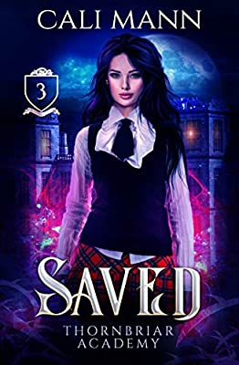 Book 3: SAVED