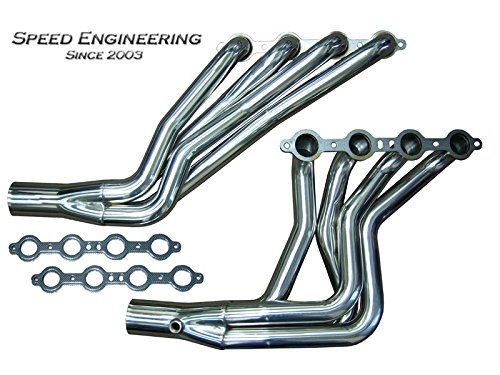 00 camaro headers - 4