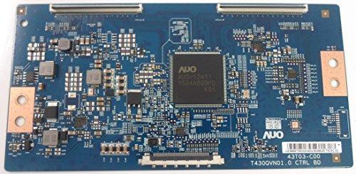Vizio / Sharp 55.50T28.C03 T-Con Board for D50u-D1