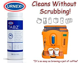 upc 754631601609 product image for Tabz Coffee Brewer Cleaner | barcodespider.com