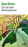 """Roi Sans Divertissement (French Edition) (Folio)"" av Jean Giono"