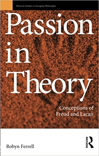 Amazon passion in theory conceptions of freud and lacan passion in theory conceptions of freud and lacan warwick studies in european philosophy fandeluxe Gallery