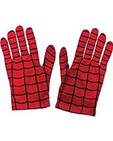 Rubie's Costume Men's Marvel Universe Adult Spiderman Gloves