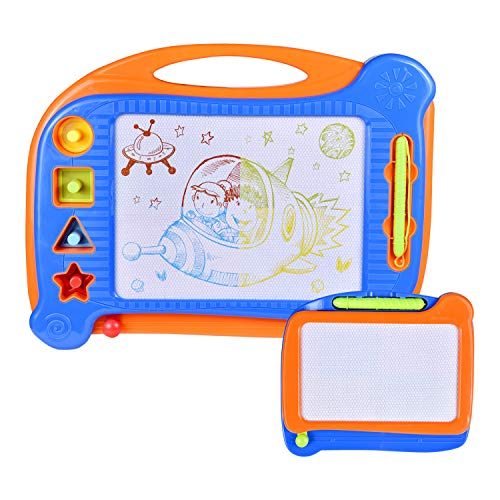 2 Magnetic Drawing Board, Doodle Drawing Board for