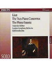 Liszt-The Two Piano Concertos-Piano Sonata (Sviatoslav Richter-London Simphony Orchestra-Kirill Kondrashin)