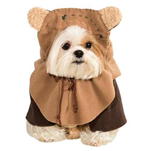 Ewok Costume Womens (Ewok Pet Costume - X-Large)