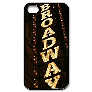 Broadway iPhone 4/4s Case Back Case for iphone 4/4s