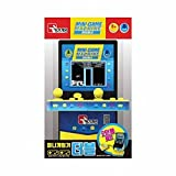 Finger Toy Mini Arcade Game Machine Dual for 2 Peoples and 1 Peoples - 183 Built In Game - 57 Games for Dual Game
