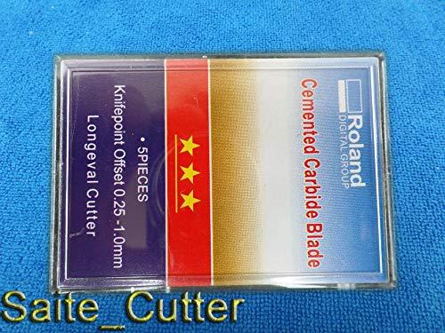 1 lot 25 Pcs/lot 30 Degree Blades For Roland Cutting Vinyl Cutter Plotter Roland Cutting Plotter Blade by Congo Plaxika (Image #2)