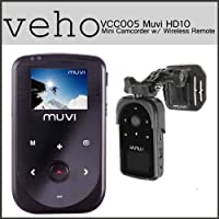 Veho Muvi 1080p HD Mini Camcorder with
