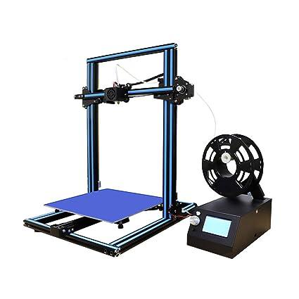 Entweg Impresora 3D Kit de bricolaje Autoajuste rápido de alta ...
