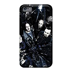 Qqoo Case Cover Protector Specially Made For Iphone 6 Mayhem Band
