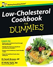 Low-Cholesterol Cookbook For Dummies, UK Edition