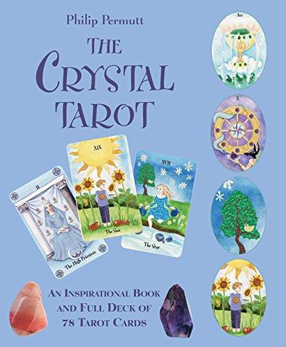 (The Crystal Tarot: An inspirational book and full deck of 78 tarot cards)