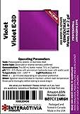 Professional Aluminum Anodizing Dyes | Violet E-3D
