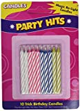 Magic Relighting Birthday Candles(Package May Vary )
