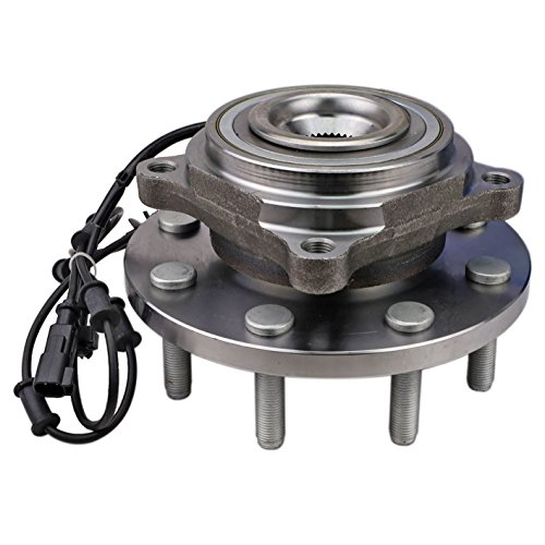 CRS NT590467 New Wheel Hub Bearing Assembly,Front Left (Driver)/Right (Passenger), for 2012-2013 Dodge Ram 3500, Ram 2500/3500, 4WD