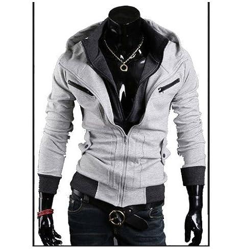 Traje del traje de Assassins Creed 3 Assassin Kos chaqueta de la ...