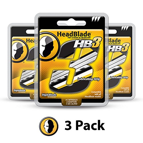 Headblade Replacement Six Blade Kit HB3 (3 Pack) ()