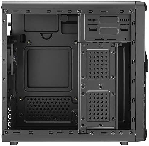 Aerocool QS-183 Advance Mini-Tower Nero