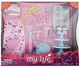 My Life as Cupcake Baking Set 18 Doll Set by Walmart