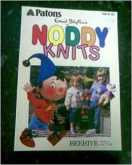 Noddy Knitting Pattern Free : PATONS 320 KNITTING PATTERN : Noddy Knits - 4 handknit sweaters/cardigans (20...