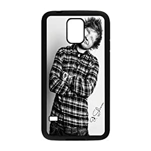 [MEIYING DIY CASE] For Samsung Galaxy S5 -Singer Ed Sheeran-IKAI0446154