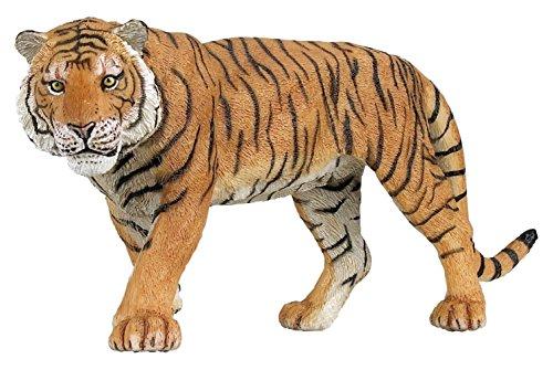(Papo Tiger Figure, Multicolor)