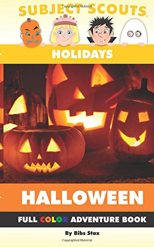 Subject Scouts - Holidays - Halloween: Full Color