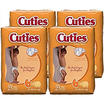 Amazon Com Cuties Baby Wipes Soft Pack Unscented 72