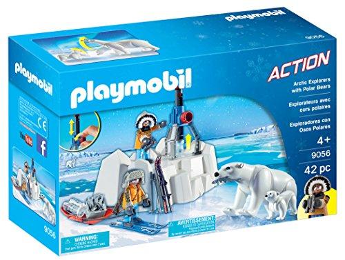 Polar Bear Game (PLAYMOBIL® Arctic Explorers with Polar)