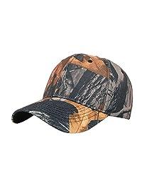 Honglixue Women Men Casual Tactical Outdoor Camouflage Sports Cap Baseball Cap Hat