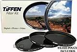 Tiffen 62mm Digital Neutral Density Filter Kit
