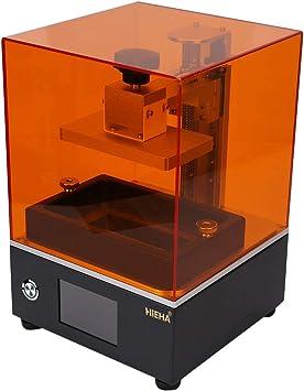 HIEHA SQ1 año Impresora 3D Photocuring UV LCD Ultra precisa con ...