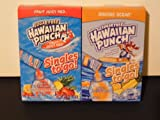 juicy juice fruitfuls - Mixed Lot of 12 Boxes/96packets-Hawiian Punch -1/2 Fruit Juicy Red & 1/2 Orange Ocean