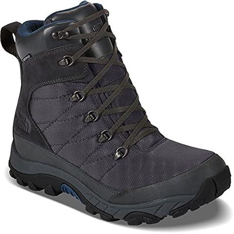 The North Face Chilkat Nylon Boot Men's (11.5, Dark Shadow Grey/Prussian Blue)