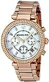 Best Women Watches - Michael Kors Parker Rose Gold Watch MK5491 Review
