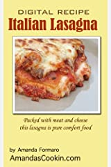 Italian Lasagna with Meat Kindle Edition
